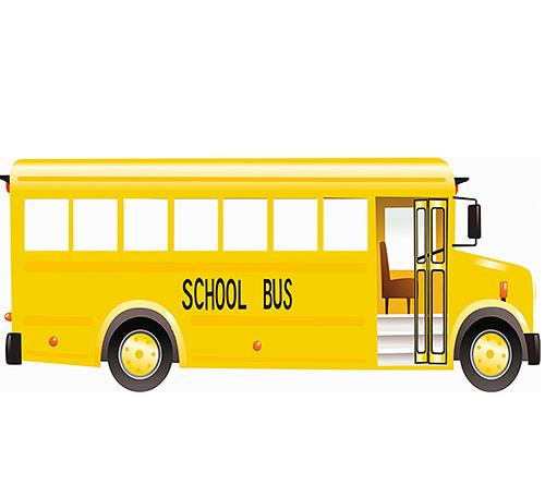 Photocall Autobus Colegio