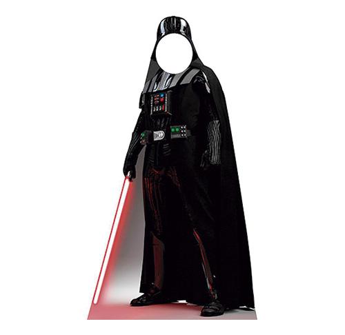 Photocall Darth Vader
