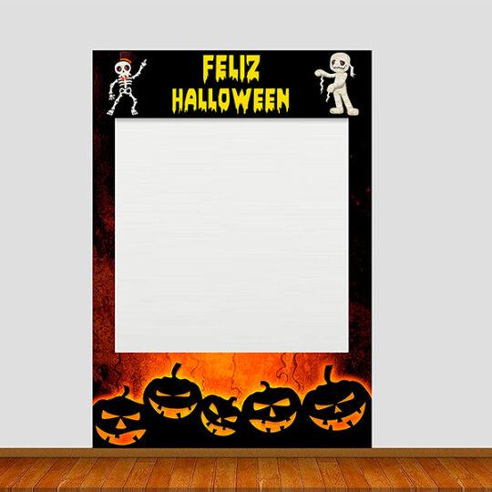 Photocall Feliz Halloween