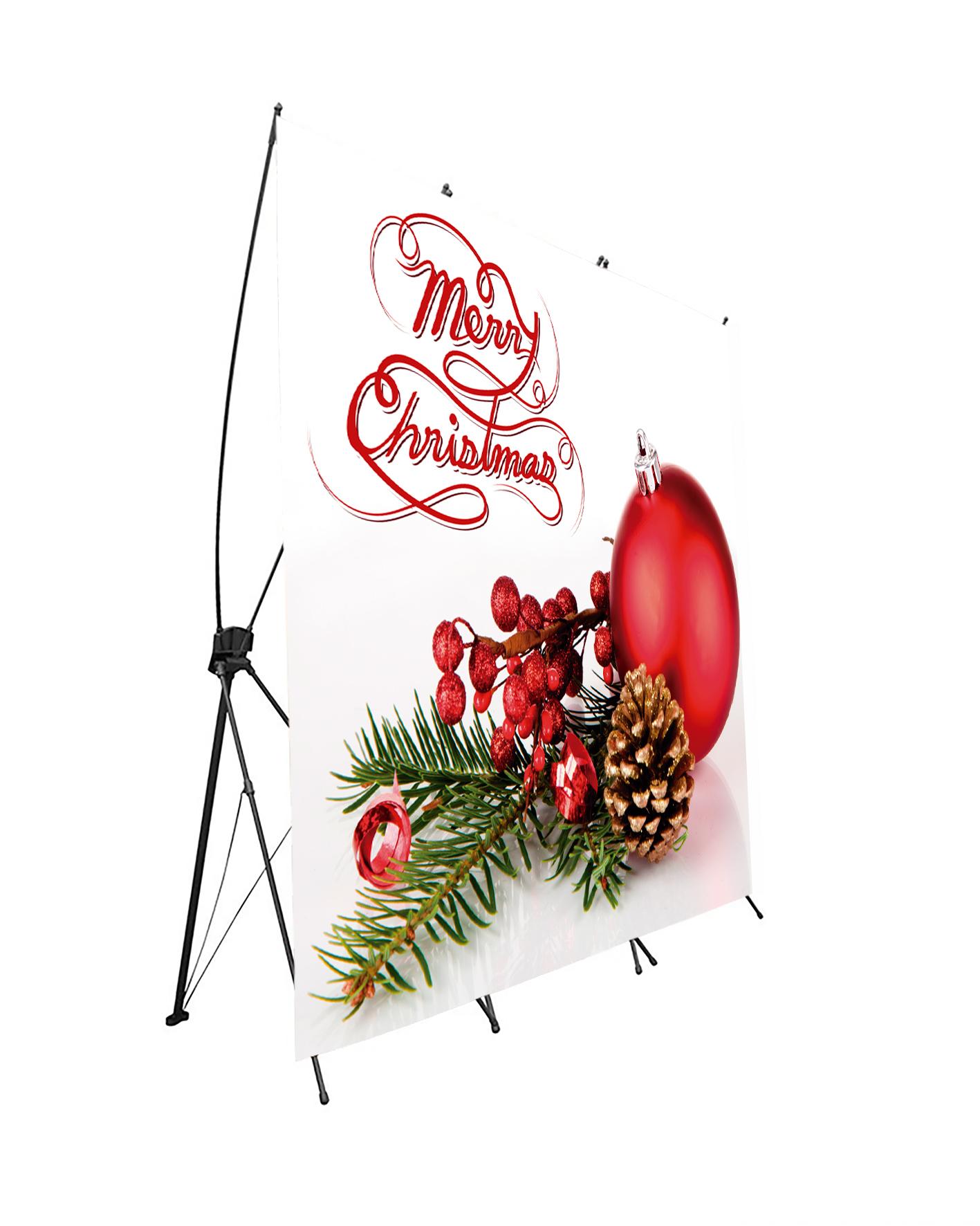 Photocall Flexible Adornos Navidad