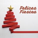 Photocall Flexible Lazo Árbol Navidad