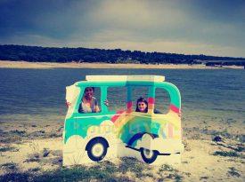 Coche Hippie