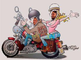 Photocall Moto