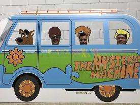 Furgoneta Scooby Doo