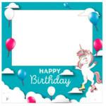 Photocall Happy Birthday