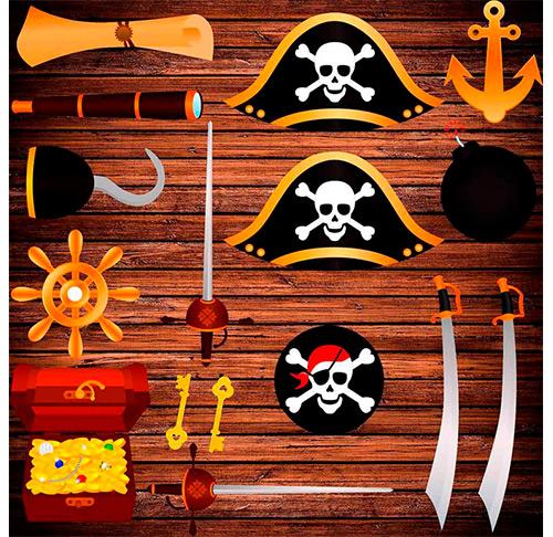 Photocall Piratas