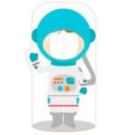 Photocall Astronauta