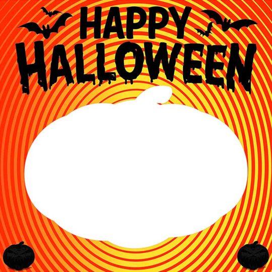 Photocall Happy Halloween