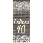 Roll Up Felices 40