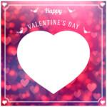 Photocall San Valentin Rosa