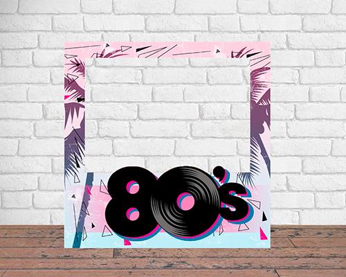 Photocall 80's Discos