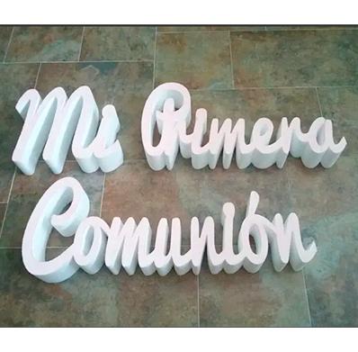 Mi primera comunión + Nombre