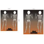 Photocall Esqueletos medidas