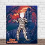 Photocall Momia Halloween