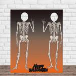Photocall Esqueletos