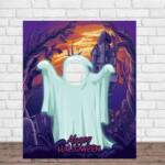 Photocall Fantasma Halloween
