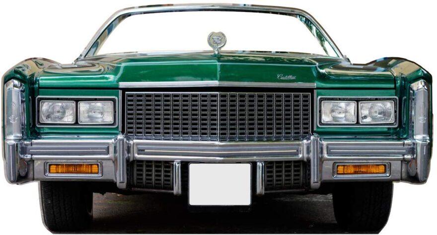 Photocall Cadillac Verde