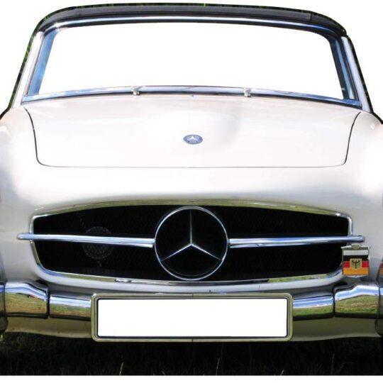 Photocall Mercedes
