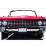Photocall Pegasus Buick Invicta Rojo medidas