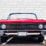 Photocall Pegasus Buick Invicta Rojo