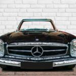 Photocall Mercedes Negro