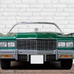 Photocall Coche Cadillac Verde