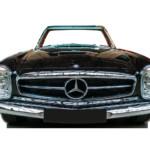 Photocall Mercedes Negro diseño
