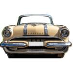 Photocall Coche Pontiac diseño