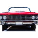 Photocall Pegasus Buick Invicta Rojo diseño