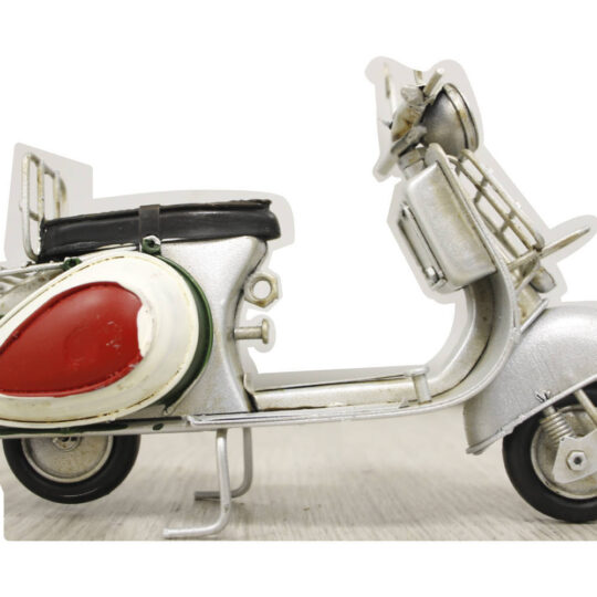 Photocall Moto Vespa Blanca diseño