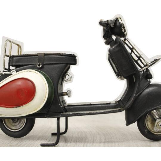 Photocall Moto Vespa Negra diseño
