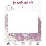 Photocall Boda Instagram flores